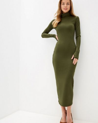 Платье футляр осеннее Trendyangel