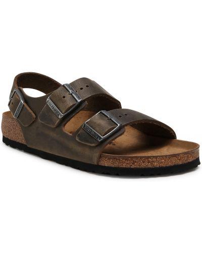 Zielony sandały Birkenstock