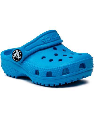 Chodaki - niebieskie Crocs
