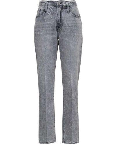 Szare mom jeans Frame