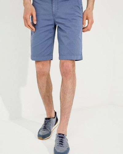 Голубые шорты Daniel Hechter