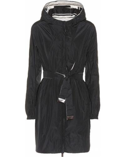 Черная куртка двусторонняя 's Max Mara