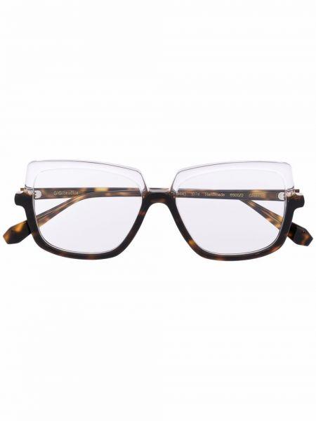 Białe okulary Gigi Studios