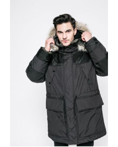 Утепленная куртка с капюшоном G-star Raw