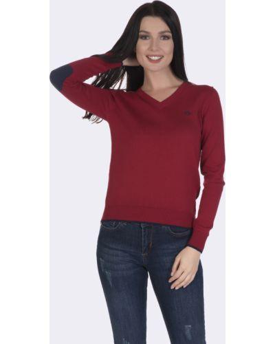 Красный пуловер Felix Hardy