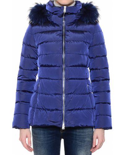 Куртка осенняя синий Add