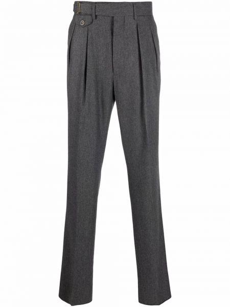 Spodnie z paskiem Lardini