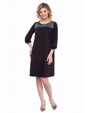 Платье платье-сарафан с кокеткой Zip-art