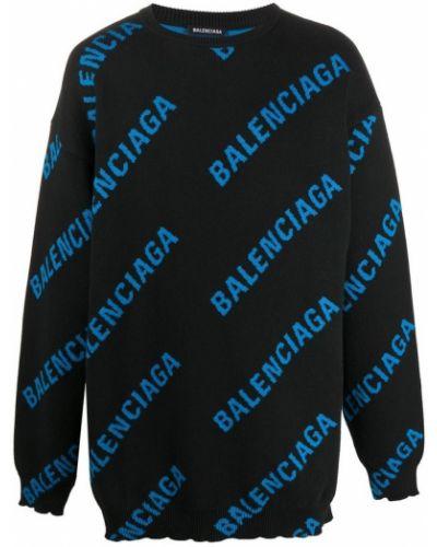 Bluza bawełniana Balenciaga