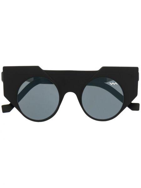 Czarne okulary Vava