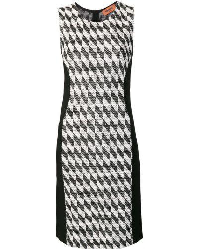 Платье с вырезом платье-поло Missoni
