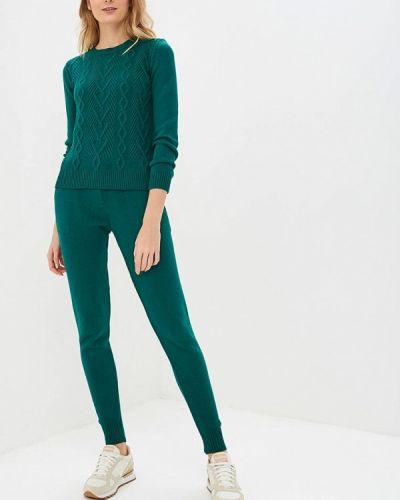 Зеленый костюм Pink Frost