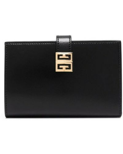 Czarny portfel Givenchy