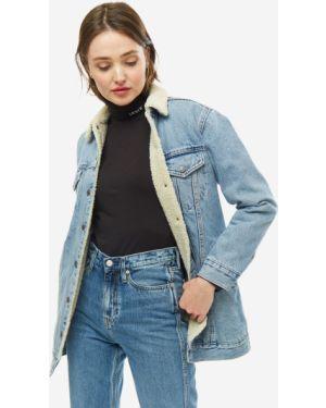 Утепленная куртка джинсовая Levi's®