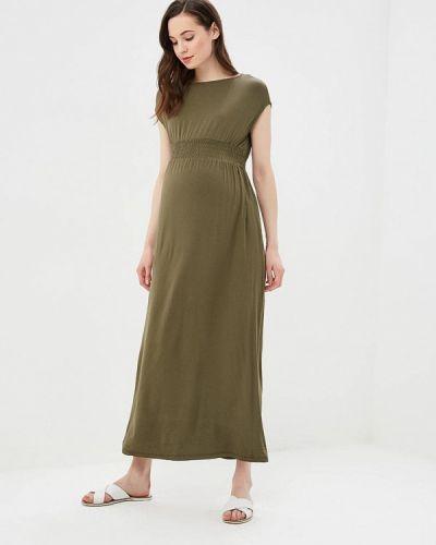 Платье для беременных весеннее хаки Dorothy Perkins Maternity