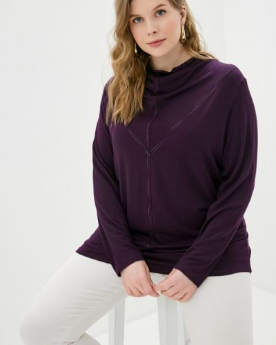 Фиолетовая футболка Svesta
