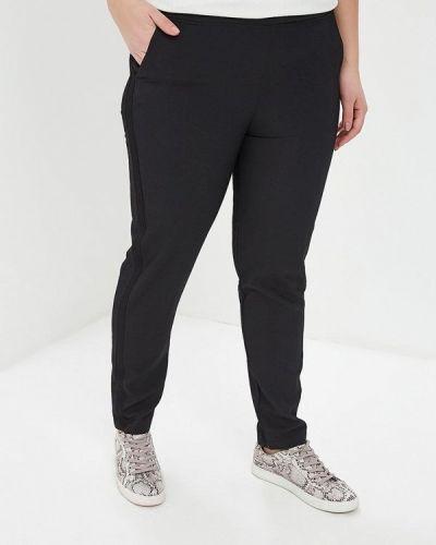 Черные брюки Over