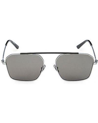 Солнцезащитные очки квадратные металлические Calvin Klein