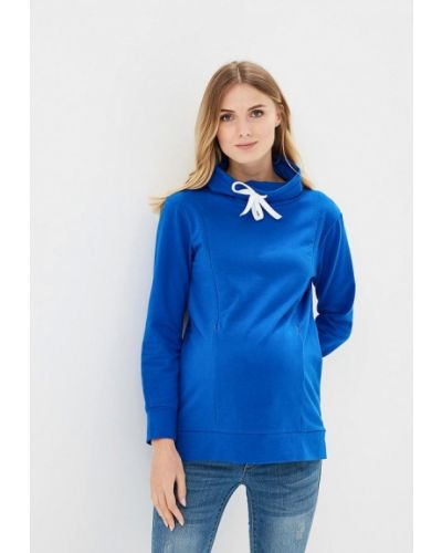 Синее худи Mammysize