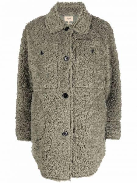 Длинная куртка - зеленая Bellerose