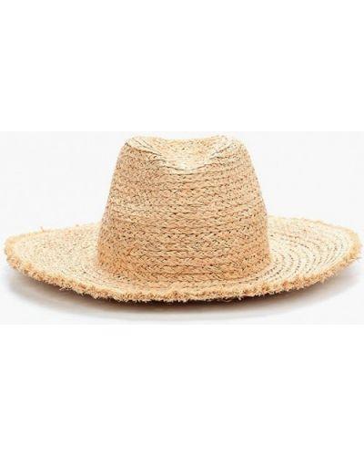 Бежевая шляпа Mango Man