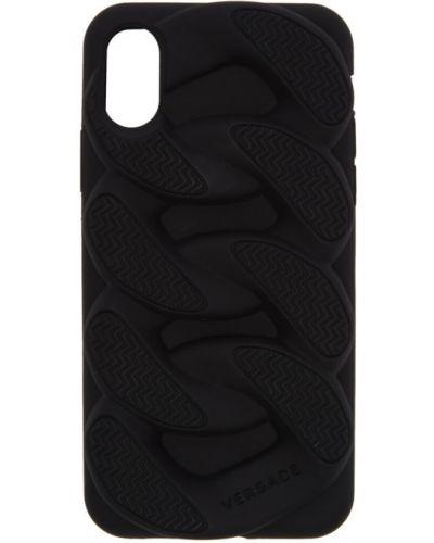 Łańcuch czarny Versace