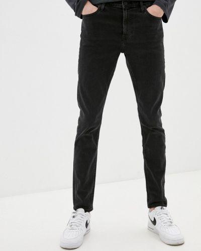 Черные джинсы осенние Lee
