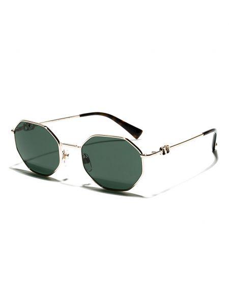 Зеленые весенние очки Valentino