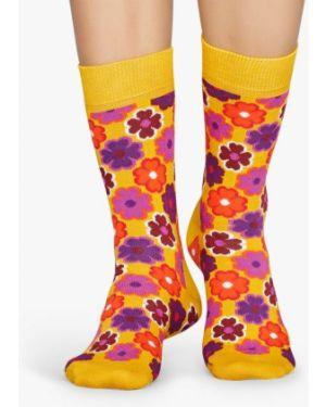 Носки желтый Happy Socks