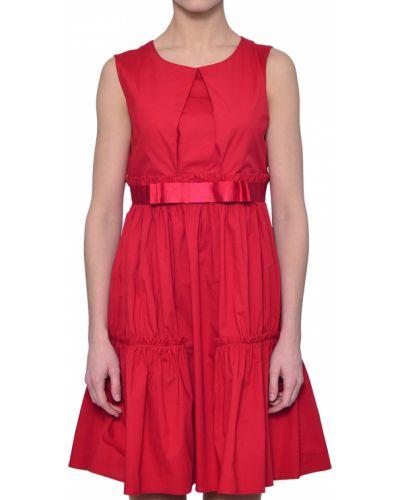 Красное платье Twin-set