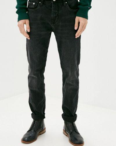 Зауженные серые джинсы-скинни Sublevel
