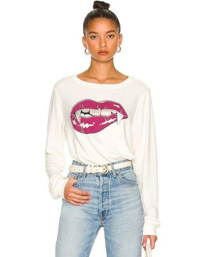Флисовый свитшот Wildfox Couture