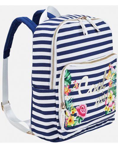 Синий рюкзак Mayoral