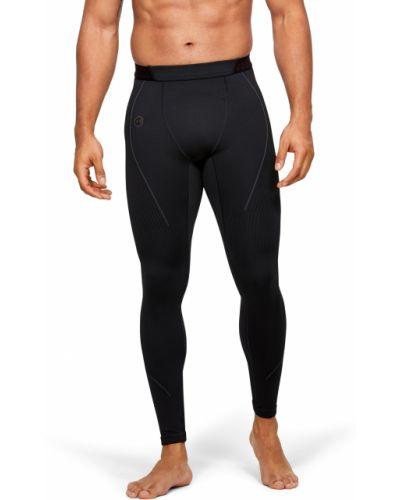 Czarne legginsy bezszwowe Under Armour