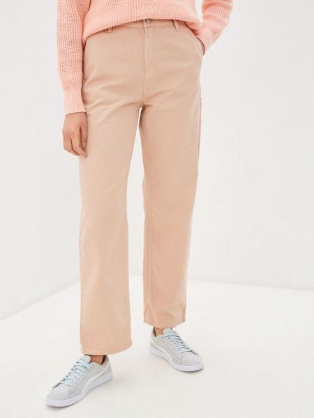 Бежевые брюки Carhartt