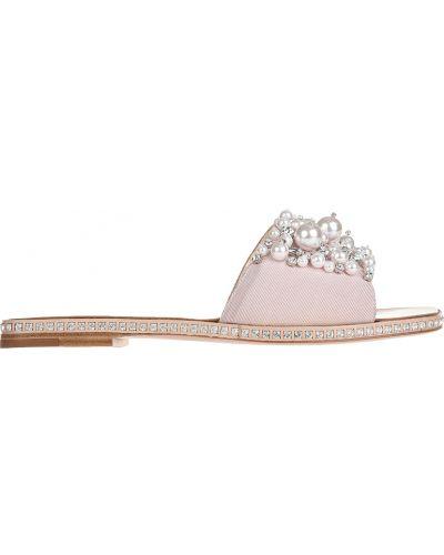 Шлепанцы розовый Le Silla
