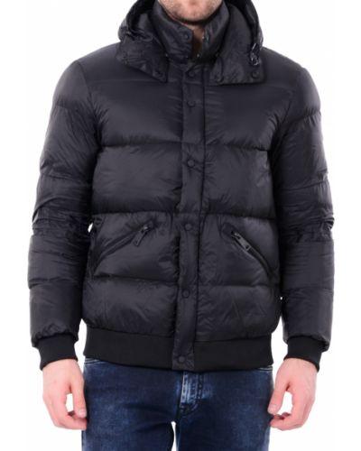 Куртка осенняя черный Armani Jeans