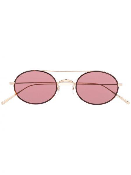Солнцезащитные очки - желтые Oliver Peoples