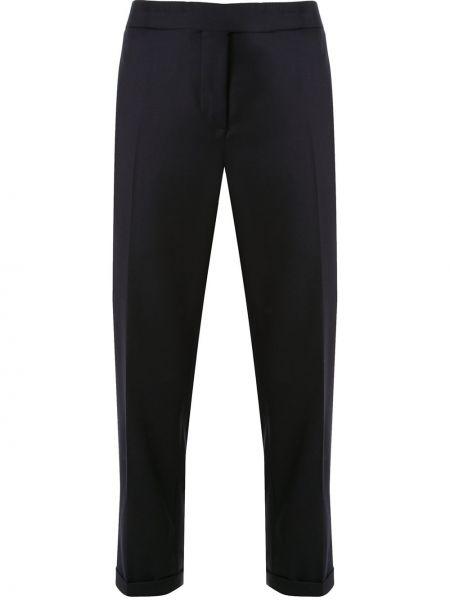 Sportowe spodnie przycięte z wysokim stanem Thom Browne
