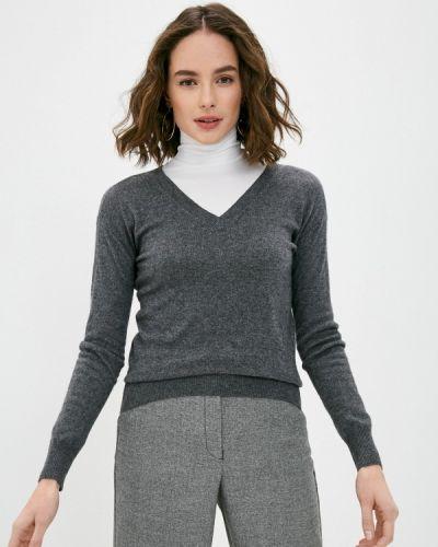Серый пуловер Lusio
