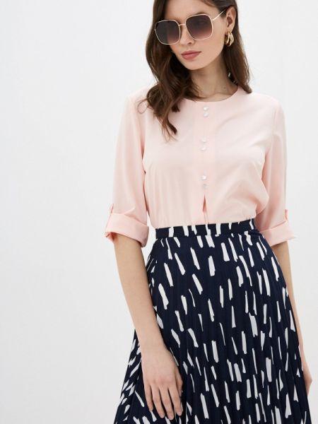 Розовая блузка Am One