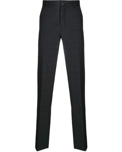 Szare spodnie Balenciaga