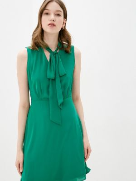 Платье - зеленое Adl
