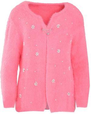 Różowy kardigan Multu