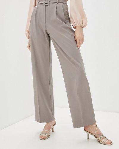 Серые повседневные брюки Allegri