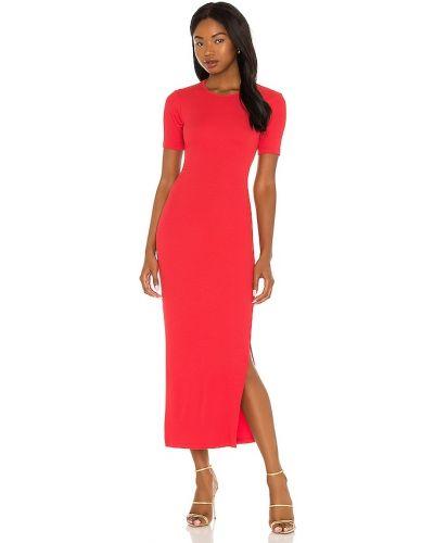 Платье с открытой спиной Lna