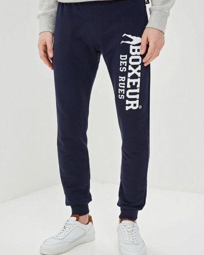 Спортивные брюки - синие Boxeur Des Rues