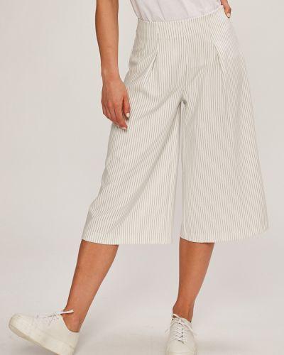 Свободные брюки со штрипками с лампасами Answear