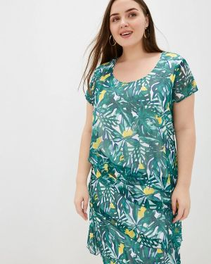 Платье - зеленое Samoon By Gerry Weber