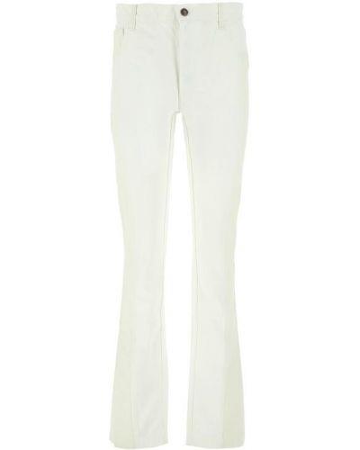 Białe spodnie Magda Butrym